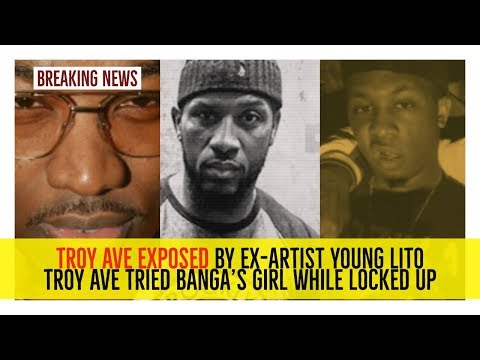 BREAKING NEWS: Troy Ave EXPOSED by Ex-Artist Young Lito, Troy Ave Tried Smash Banga's Girl   REPORT