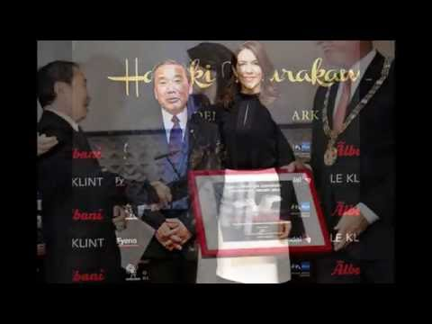 Princess Mary presented 2016 Christian Andersen Literature Award