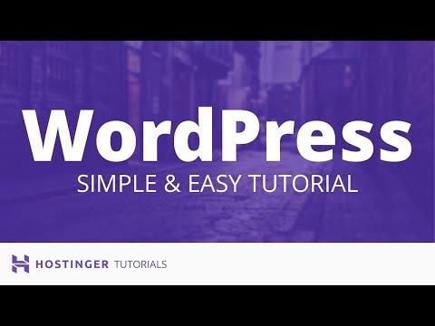 How To Make a WordPress Website In Less Than 10 Minutes - Easy Step-By-Step Guide