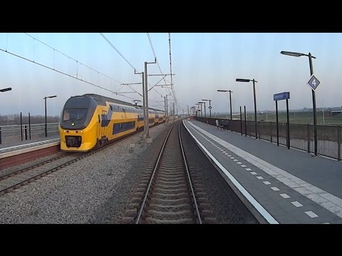 CABVIEW HOLLAND Amsterdam - Zwolle Slt 2014