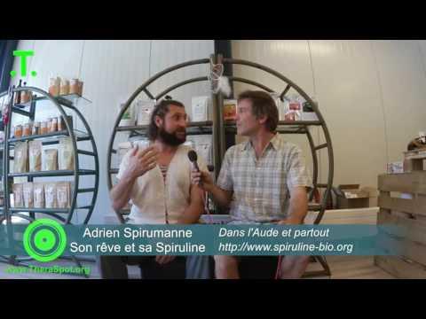 Spirumanne & la Spiruline, l'aliment le plus ancien du futur