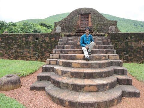 Ancient Monuments of Udayagiri (Orissa)