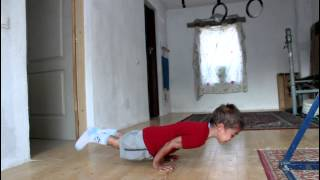 Claudio Stroe  90 degree pushups