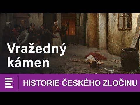 Historie českého zločinu: Vražedný kámen