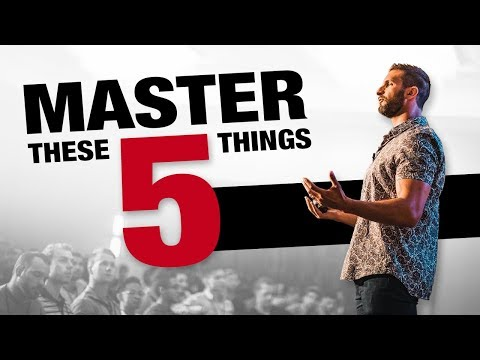 5 Steps to UNLOCKING Your Full Potential (HIGHER STATUS SUMMIT 2017)