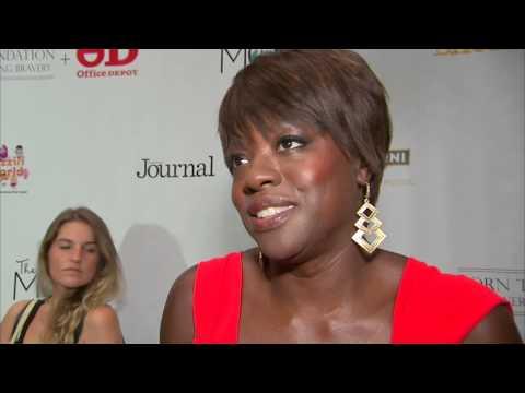 Viola Davis 'Won't Back Down' Interview! [HD]