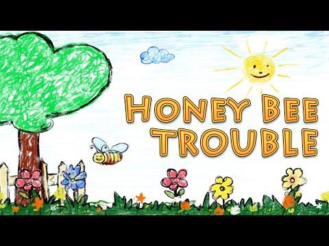 Honey Bee Trouble