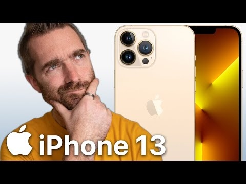 Lifelong iPhone user reacts to iPhone 13