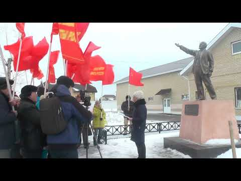 Татьяна Гурьева: Ленин - титан, а они пигмеи.
