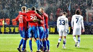 FC Viktoria Plzeň versus SSC Neapol | HD