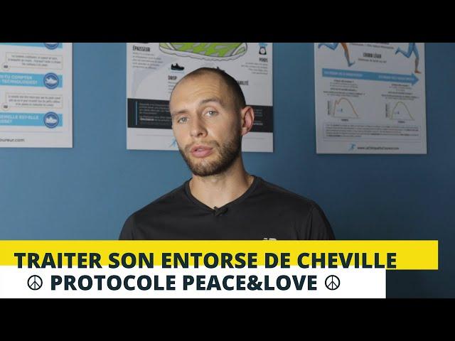 ENTORSE DE CHEVILLE : CONSEILS ET TRAITEMENT POUR OPTIMISER LA GUÉRISON