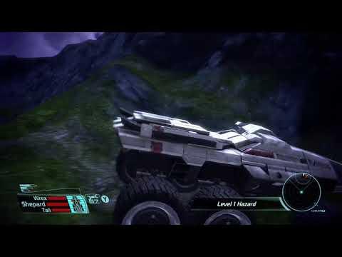 Lets Play! Mass Effect 1 - UNC Lost Module Glitch