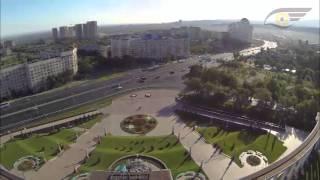 Алматы сверху, высотная съёмка летающей камерой. Almaty, look from height of bird's flight(Некоторые известные места в городе Алматы, вид сверху. Снято летающей камерой в июле-августе 2013 года. Данный..., 2014-01-19T11:54:32.000Z)