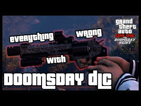 Everything wrong with GTA Online Doomsday DLC | Mark II revolver, payouts, mission design and more