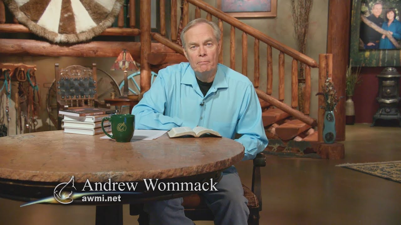 Andrew Wommack Beliefs the power of imagination - week 1, day 1 - the gospel truth