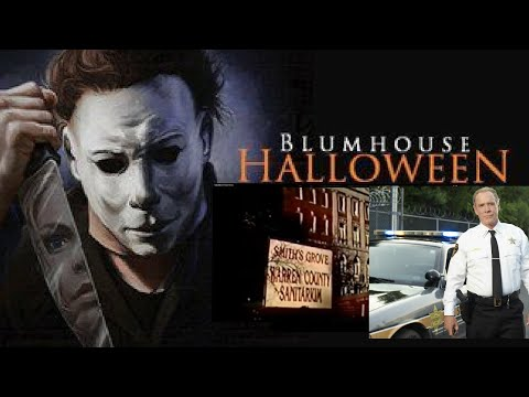 HALLOWEEN 2018. CASTING WILL PATTON AND SMITH GROVE OLD LOCATION USED IN NEW MOVIE.