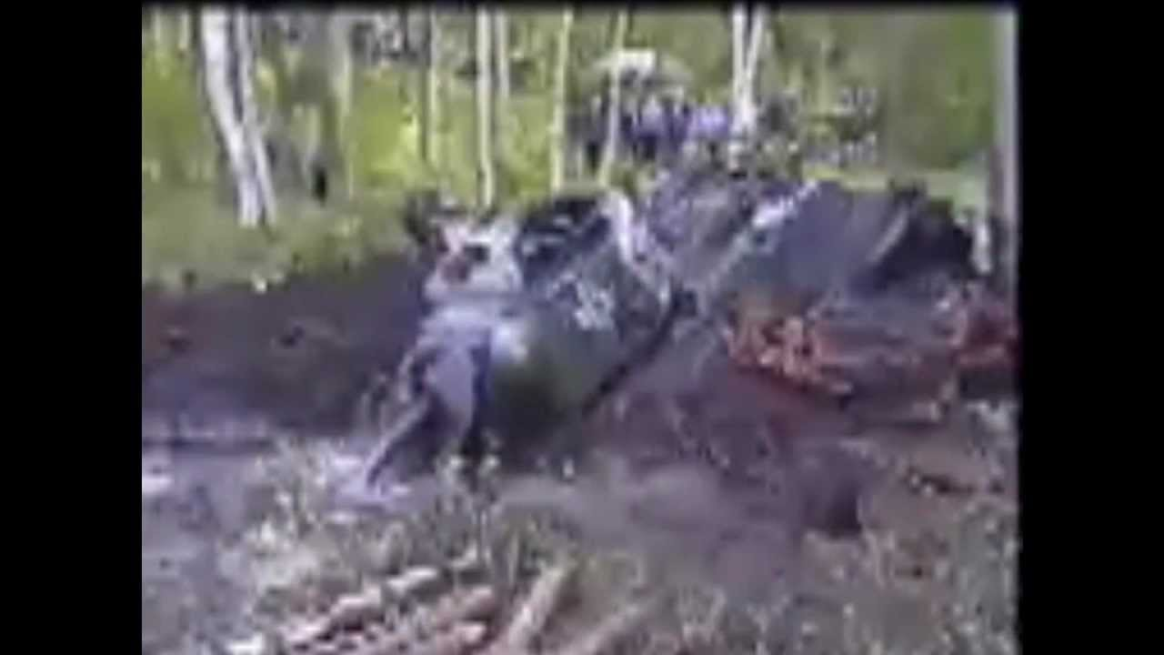Nazi Tank Salvage from Swamp full video