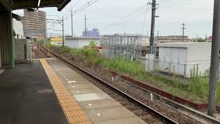 近鉄 名古屋線 津駅(E39)宇治山田行き特急 22600系Ace(2両)+22000系ACE(4両)