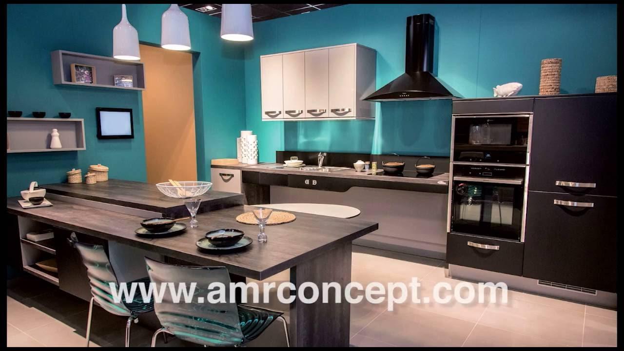 amr concept cuisine handicap youtube. Black Bedroom Furniture Sets. Home Design Ideas