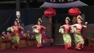 tari panyem berma di Denpasar