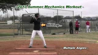 Ian Wright - 2013 Summer Showcase Highlights & Mechanics