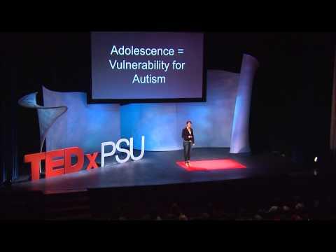Autism: vaccines, brain science, and adolescence | Suzy Scherf | TEDxPSU