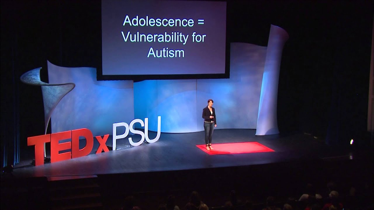 Autism: vaccines, brain science, and adolescence   Suzy Scherf   TEDxPSU