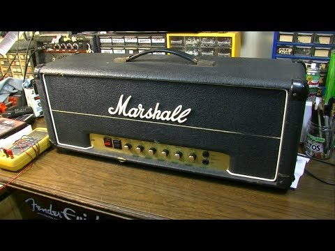 The PERFECT Marshall Amp - JMP 2204 Master Model 50W Mk2 Lead Head