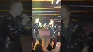 Backstreet Boys Quit Playing Games Clip * Vegas 2/9/18