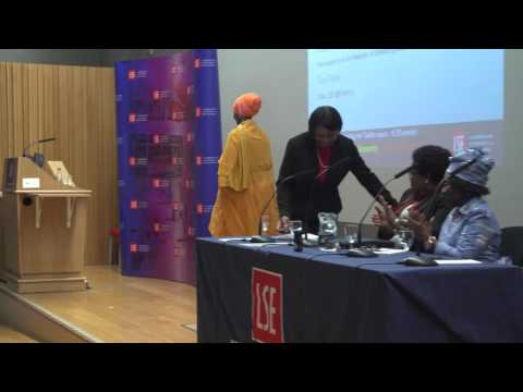 LSE Events |  Women Leaders on the Global Stage: lessons for Africa