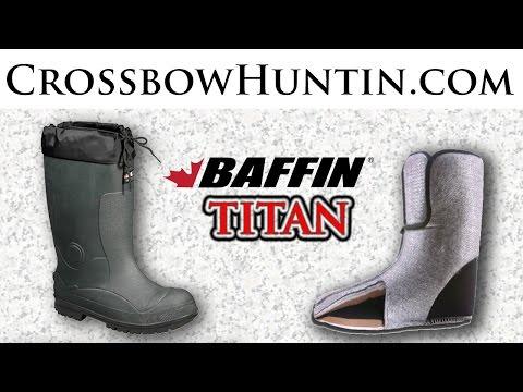Baffin Titan Boot Review