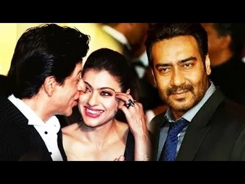 When Shahrukh Khan made fun of Ajay Devgn in front of Kajol | UNCUT VIDEO