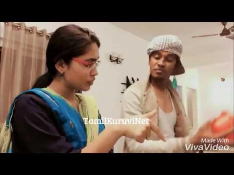 Arun & sanjana Couple Vadivelu Comedy Dubsmash   Manadhai Thirudi Vittai Movie