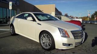 Cadillac CTS Coupe 2011 Videos