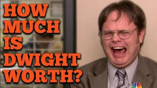 How Much is Dwight Schrute Worth?