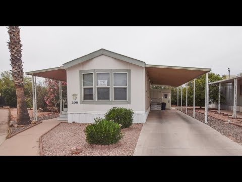 SOLD - AMAZING MOUNTAIN VIEW - PERIMETER PETS/FENCING OKAY - 2008 SKYLINE 14' X 52' - 2BR/1BA