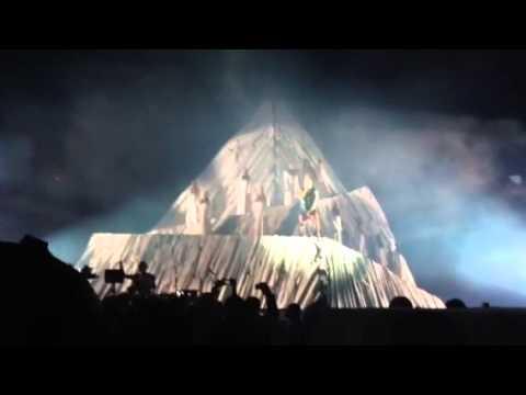 Yeezus Tour Miami- New Slaves