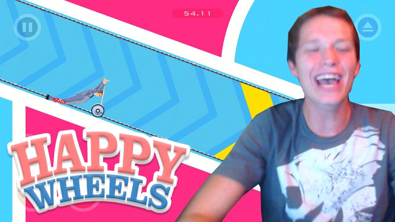 Mobile mondays ep 18 happy wheels tmartn2 let 39 s - Let s play happy wheels ...