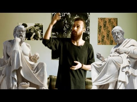 Типичный философ #1  | Фалес Милетский. Анаксимандр. Анаксимен, Ферекид, Диоген Аполлонийский