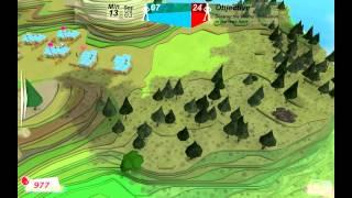 Godus : Combat Gameplay - PC HD