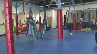 Sensory gym opens for special needs children