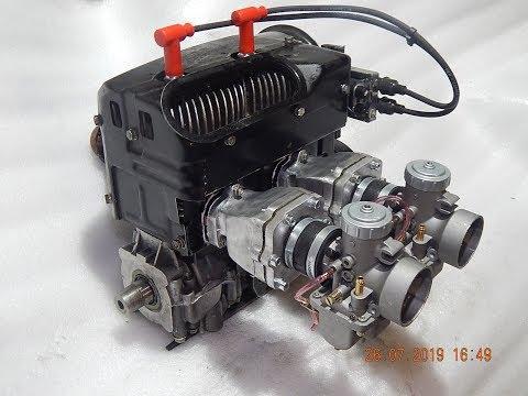 Снегоход Рысь.Форсировка двигателя.Лепестковые клапана.