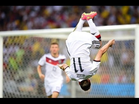 Miroslav klose goal vs Ghana 2-2 Germany all goals and highlights 15 goals record