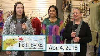 Spearfish Chamber Video Fish Bytes - April 4, 2018