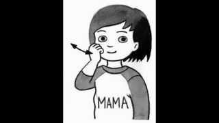Mama ich hab dich lieb -  mit Kindergebärden ausgedrückt