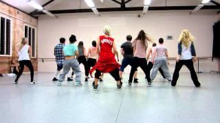 'Birthday Cake' Rihanna choreography by Jasmine Meakin (Mega Jam)