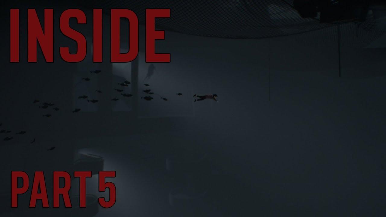 Inside | Walkthrough Gameplay | Part 5 | Breathing Underwater! | Xbox One