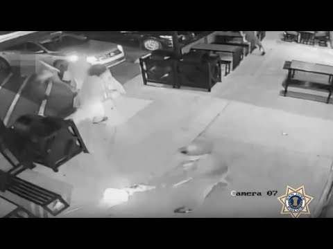 San Jose: Surveillance video released in shooting outside taqueria