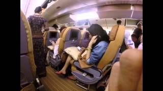 Flight Review: Singapore Airlines SQ495 Dubai - Singapore