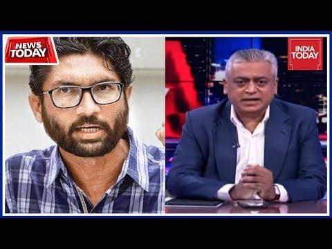 Activists Vs Govt: Jignesh Mevani Speaks To Rajdeep Sardesai Debate | News Today